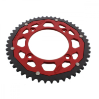 sprocket Dual 50Z Pitch 420 red ZFD114150RED für Beta RR Motard 50  2007