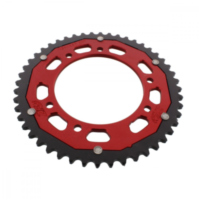 sprocket Dual 48Z Pitch 420 red