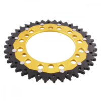 REAR SPROCKET DUA 40 TOOTH PITCH 520 GOLD ZFD48640GLD