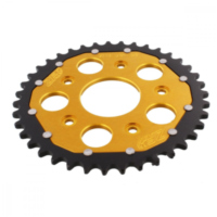 REAR SPROCKET DUA 39 TOOTH PITCH 520 GOLD ZFD70139GLD