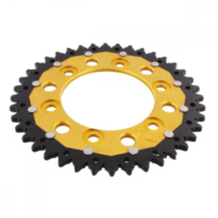 REAR SPROCKET DUA 40 TOOTH PITCH 520 GOLD ZFD73540GLD