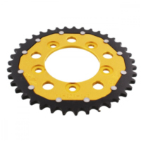 REAR SPROCKET DUA 39 TOOTH PITCH 520 GOLD ZFD82339GLD