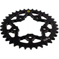 Rear sprocket alu 36 tooth pitch 525 black