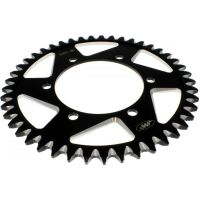 REAR SPROCKET ALU 45 TOOTH PITCH 525 BLACK