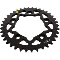 REAR SPROCKET ALU 38 TOOTH PITCH 525 BLACK 202D 52538N für Ducati 999 Biposto/Monoposto 999 H401AA 2006