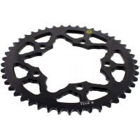 Rear sprocket aluminium 46 tooth pitch 525 black 202Y 52546N