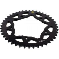 Rear sprocket aluminium 44 tooth pitch 525 black 201Z 52544N
