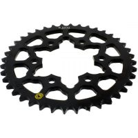 Rear sprocket aluminium 40tooth pitch 525 black