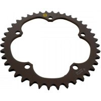 Alu- sprocket 40Z Pitch 525 grey