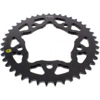 Alu chain wheel 43T pitch 525 black 203N 52543N