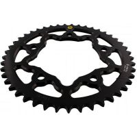 Alu chain wheel 45T pitch 525 black 203N 52545N