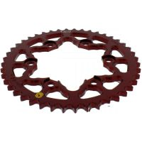 Sitta rear sprocket aluminium 44z pitch 530 red