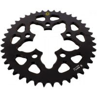 Alu- sprocket 41Z Pitch 525 black  204Y 52541N