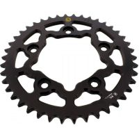 Rear sprocket aluminium 42 tooth pitch 525 black  202D 52542N für Ducati 999 Biposto/Monoposto 999 H401AA 2006