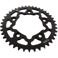 Alu- sprocket 40Z Pitch 520 black 202D 52040N für Ducati 749 Biposto 749 H500AA 2003