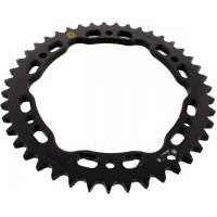 Alu- sprocket 43Z Pitch 530 black 202U 53043N
