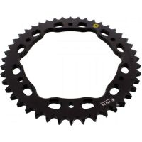 Alu- sprocket 44Z Pitch 530 black
