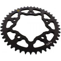 Alu- sprocket 44Z Pitch 525 black 202M 52544N