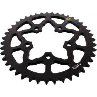 REAR SPROCKET ALU 43 TOOTH PITCH 525 BLACK für Benelli TNT  1130 TN0003 2011-2012