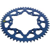 REAR SPROCKET ALU 50 TOOTH PITCH 520 BLUE 101M 52050A