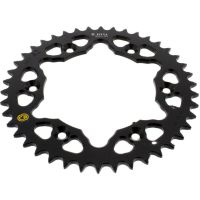 REAR SPROCKET ALU 42 TOOTH PITCH 520 BLACK 101T 52042N