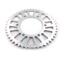 Rear sprocket aluminium 45 tooth pitch 520 JTA48645