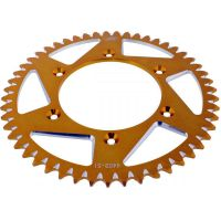 Rear sprocket aluminium 51tooth pitch 520 gold A440351GLD