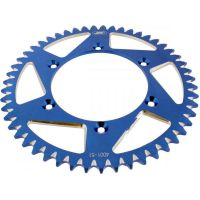 Rear sprocket aluminium 51tooth pitch 520 blue A400151BLU