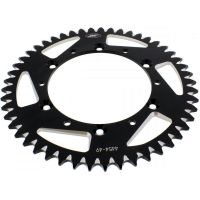 Rear sprocket aluminium 49tooth pitch 520 black A445449BLK