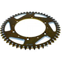 Rear sprocket aluminium 50tooth pitch 520 gold A445450GLD