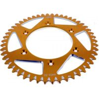 Rear sprocket aluminium 50tooth pitch 520 gold A440350GLD