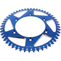 Rear sprocket aluminium 50tooth pitch 520 blue A400150BLU