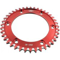 Alu- sprocket 40Z Pitch 530 red