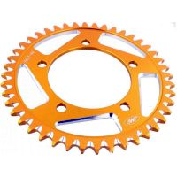 Alu- sprocket 44Z Pitch 525 gold für BMW S ABS 1000 K10/K46 2014
