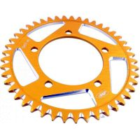 Alu- sprocket 45Z Pitch 525 gold