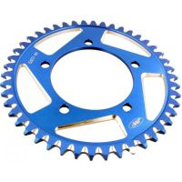 Alu- sprocket 46Z Pitch 525 blue A565746BLU