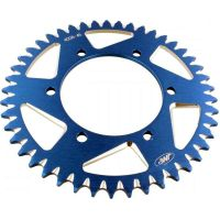 Alu- sprocket 45Z Pitch 520 blue A400845BLU