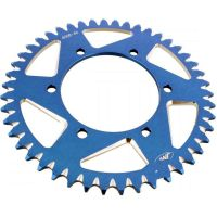 Alu- sprocket 46Z Pitch 520 blue A400846BLU
