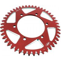 Alu- sprocket 46Z Pitch 520 red