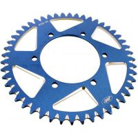 Alu- sprocket 48Z Pitch 520 blue A400848BLU