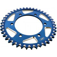 Alu- sprocket 42Z Pitch 530 blue A683342BLU