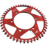 Alu- sprocket 47Z Pitch 530 red