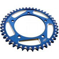 Rear sprocket aluminium 43 tooth pitch 530 blue  A683943BLU