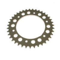 Rear sprocket aluminium 43 tooth 520 pitch si