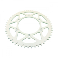 Rear sprocket aluminium 53 tooth 520 pitch si