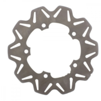 Brake disc vee rear ebc VR1173