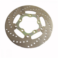 Brake disc left ebc MD693LS