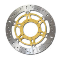 Brake disc ebc MD1152X für Honda CB Super Four ABS 1300 SC54E 2007 (front)
