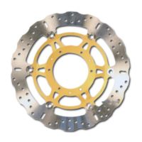 Brake disc ebc contour MD1152XC für Honda CB Super Four ABS 1300 SC54E 2007 (front)