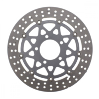 Brake disc rigid trw MSW248